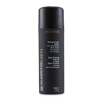 Academie Čisticí nepěnivý gel Men Cleansing & Non-Foaming Gel