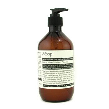 Aesop Sprchový gel s růžovým olejem A Rose By Any Other Name Body Cleanser