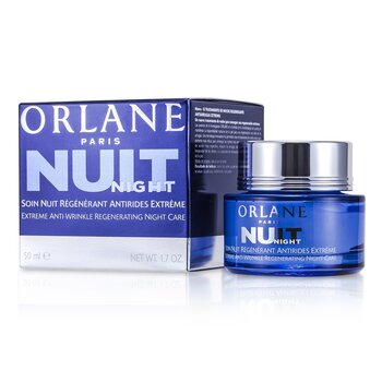 Orlane Noční krém proti vráskám Extreme Anti-Wrinkle Regenerating Night Care
