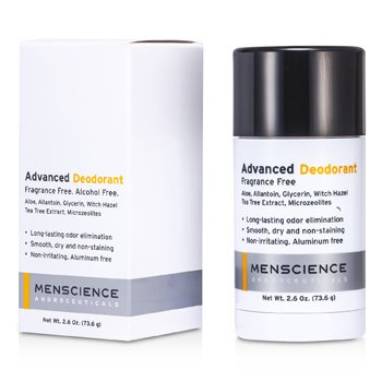 Menscience Deodorant bez vůně Advanced Deodorant - Fragrance Free