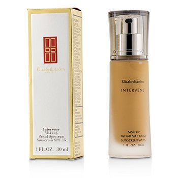 Elizabeth Arden Fluidní make up s biodorminem Intervene Makeup SPF 1514 Soft Tan