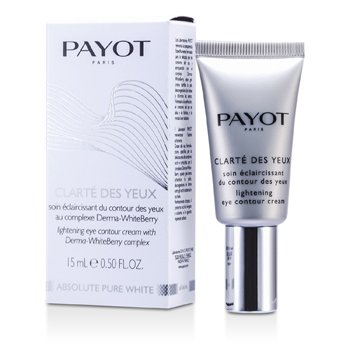 Payot Zesvětlující oční krém Absolute Pure White Clarte Des Yeux Lightening Eye Contour Cream