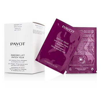 Payot Perform Lift Patch Yeux - For Mature Skins - Salon Size