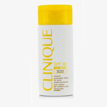 Clinique Mineral Sunscreen Lotion For Body SPF 30 - Sensitive Skin Formula
