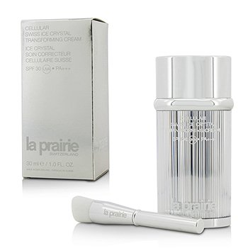 La Prairie Cellular Swiss Ice Crystal Transforming Cream SPF30 PA+++ - #10 Rose
