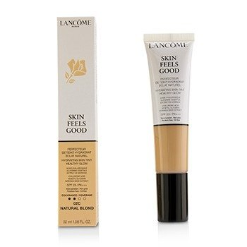 Lancome Skin Feels Good Hydrating Skin Tint Healthy Glow SPF 23 - # 02C Natural Blond