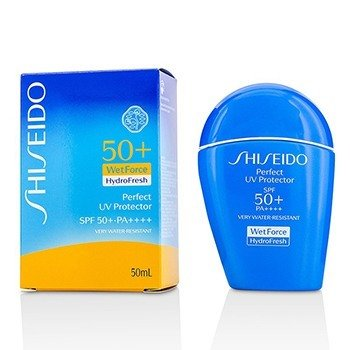 Shiseido Perfect UV Protector WetForce HydroFresh SPF 50+ PA++++