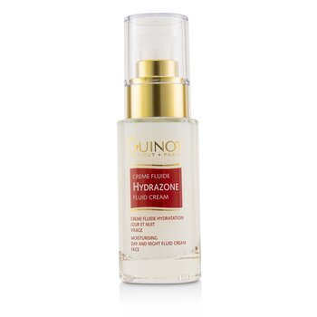 Guinot Hydrazone Moisturising Day And Night Fluid Cream For Face