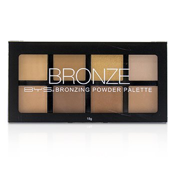 BYS Bronzing Powder Palette CO/BPO8BR