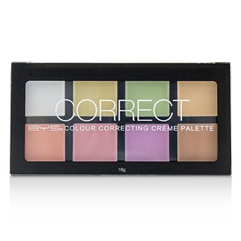 BYS Colour Correcting Creae Palette