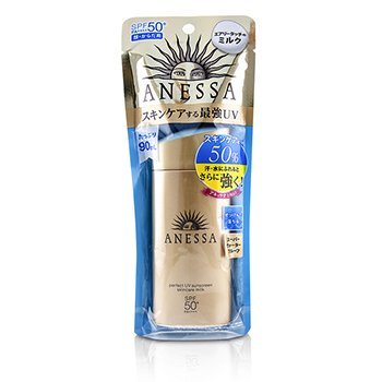 Shiseido Anessa Perfect UV Sunscreen Skincare Milk SPF50+ PA++++