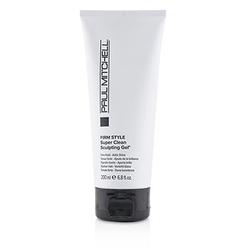 Firm Style Super Clean Sculpting Gel (Firm Hold - Adds Shine)
