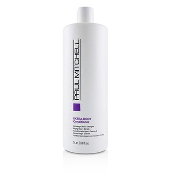 Extra-Body Conditioner (Lightweight Rinse - Detangles)