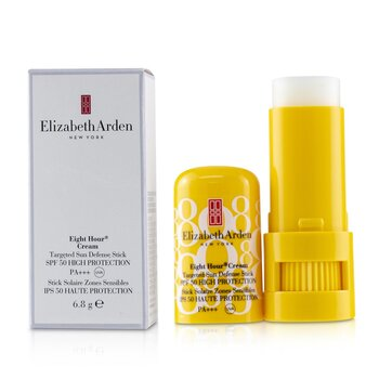 Elizabeth Arden Krémová ochranná tyčinka proti slunci Eight Hour Cream Targeted Sun Defense Stick SPF 50 Sunscreen PA+++
