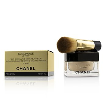 Chanel Sublimage Le Teint Ultimate Radiance Generating Cream Foundation - # 21 Beige