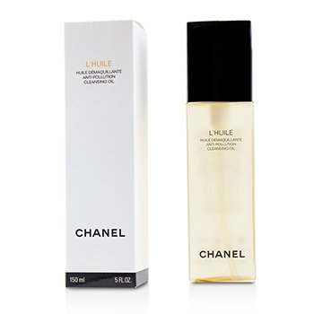 Chanel LHuile Anti-Pollution Cleansing Oil