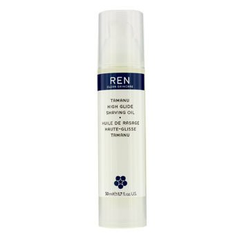 Ren Holicí krém Tamanu High Glide Shaving Oil