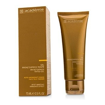Academie Bronz Express Face Self-Tanner Tinted Gel