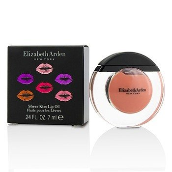 Elizabeth Arden Sheer Kiss Lip Oil - # 01 Pampering Pink