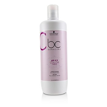 Schwarzkopf BC Bonacure pH 4.5 Color Freeze Conditioner (For Coloured Hair)