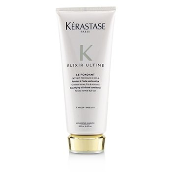 Kerastase Elixir Ultime Le Fondant Beautifying Oil Infused Conditioner (Fine to Normal Dull Hair)