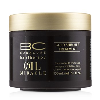Schwarzkopf BC Bonacure Oil Miracle Gold Shimmer Treatment (For Normal to Thick Hair)