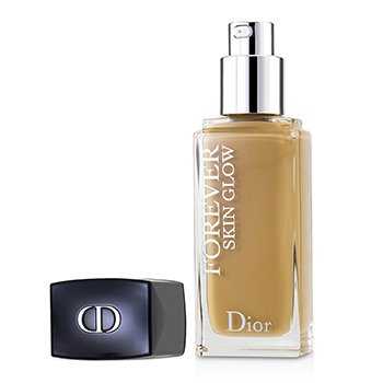 Christian Dior Dior Forever Skin Glow 24H Wear High Perfection Foundation SPF 35 - # 4WO (Warm Olive)