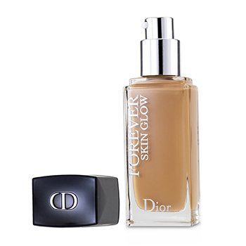 Christian Dior Dior Forever Skin Glow 24H Wear High Perfection Foundation SPF 35 - # 4WP (Warm Peach)
