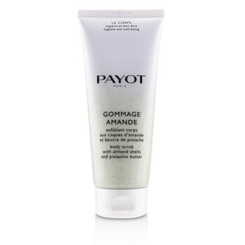Payot Gommage Amande Body Scrub with  Almond Shells & Pistachio Butter