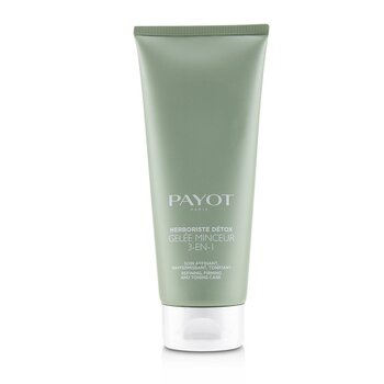 Payot Herboriste Détox Gelée Minceur 3-EN-1 - Refining, Firming And Toning Care
