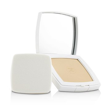 Chanel Le Blanc Whitening Compact Foundation SPF 25 - # 10 Begie