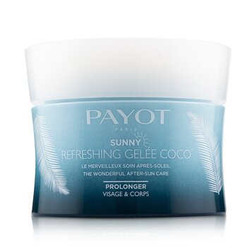 Payot Sunny Refreshing Gelee Coco The Wonderful After-Sun Care - For Face & Body