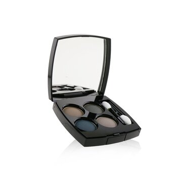Chanel Les 4 Ombres Quadra Eye Shadow - No. 324 Blurry Blue