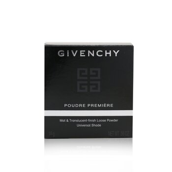 Givenchy Poudre Premiere Mat & Translucent Finish Loose Powder - Universal Nude (Box Slightly Damaged)