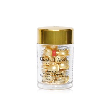 Elizabeth Arden Ceramide Capsules Daily Youth Restoring Serum - ADVANCED (Box Slightly Damaged)