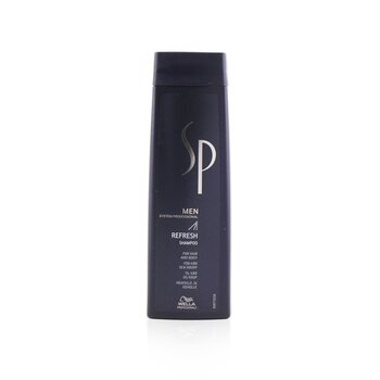 Wella SP Men Refresh Shampoo (For Hair and Body)