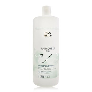 Wella Nutricurls Micellar Shampoo (For Curls)