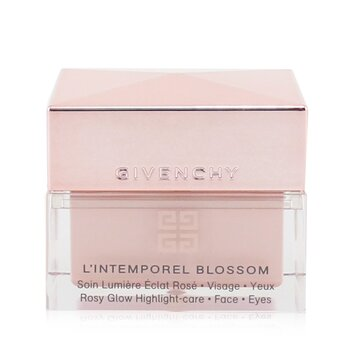 Givenchy LIntemporel Blossom Rosy Glow Highlight-Care For Face & Eyes