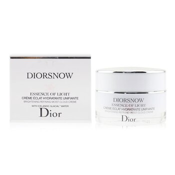Christian Dior Diorsnow Essence Of Light Brightening Refining Moist Cloud Creme