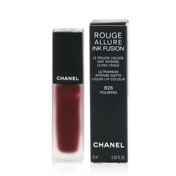 Chanel Rouge Allure Ink Fusion Ultrawear Intense Matte Liquid Lip Colour - # 826 Pourpre