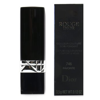 Christian Dior Rouge Dior Couture Colour Comfort & Wear Lipstick - # 746 Favorite