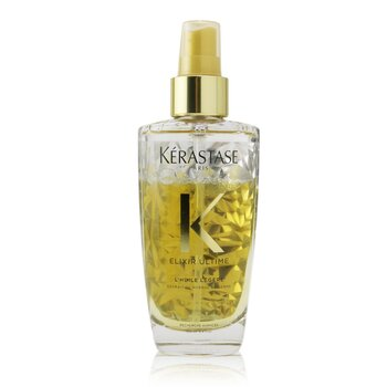 Kerastase Elixir Ultime LHuile Légère Voluptuous Beautifying Bi-Phase Oil Mist - Fine to Normal Hair (Box Slightly Damaged)