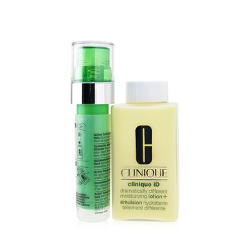 Clinique Clinique iD Dramatically Different Moisturizing Lotion+ + Active Cartridge Concentrate For Delicate Skin