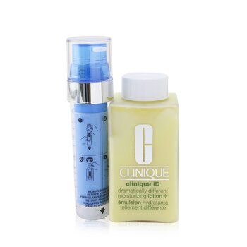 Clinique Clinique iD Dramatically Different Moisturizing Lotion+ + Active Cartridge Concentrate For Uneven Skin Texture