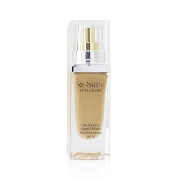 Estee Lauder Re Nutriv Ultra Radiance Liquid Makeup SPF 20 - # 3W1 Tawny