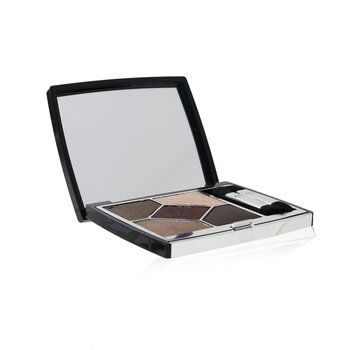 Christian Dior 5 Couleurs Couture Long Wear Creamy Powder Eyeshadow Palette - # 599 New Look