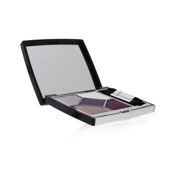 Christian Dior 5 Couleurs Couture Long Wear Creamy Powder Eyeshadow Palette - # 159 Plum Tulle