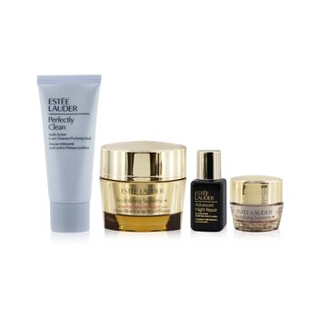 Estee Lauder Firm+Glow Collection: Revitalizing Supreme+ Creme+ ANR Multi Recovery+ Revitalizing Supreme+ Eye+ Perfectly Clean