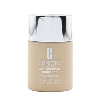 Clinique Tekutý make up proti akné Anti Blemish Solutions Liquid Makeup - č. 01 / CN 10 Fresh Alabaster