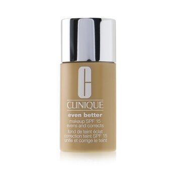 Clinique Even Better Makeup SPF15 (Dry Combination to Combination Oily) - WN 38 Stone